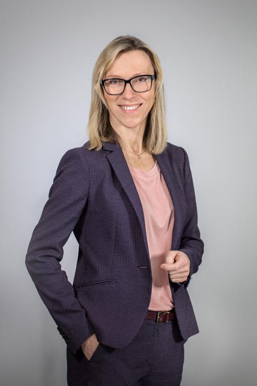 Zdjęcie portretowe dr Małgorzaty Chrupały-Pniak
