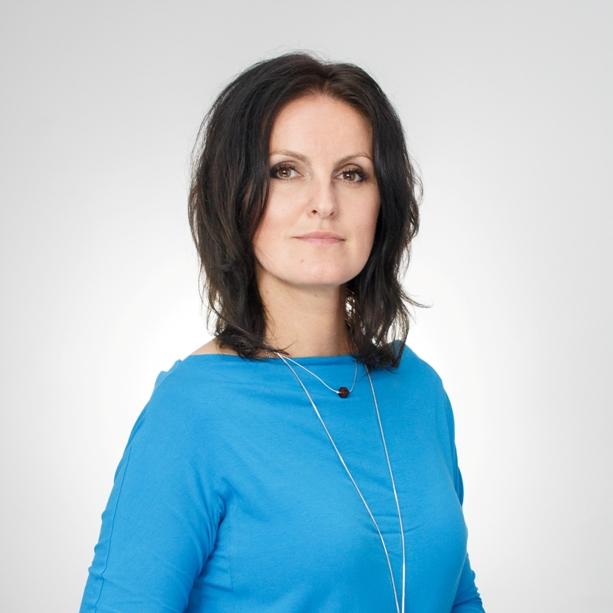 Zdjęcie portretowe dr Agnieszki Skołuckiej