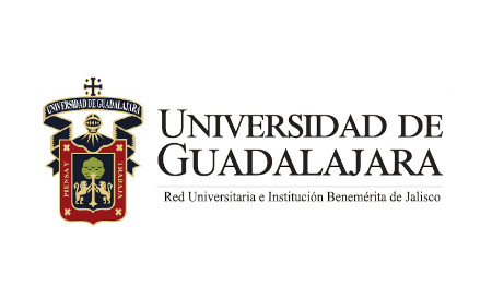 logo Uniwersytetu de Guadalajara w Meksyku
