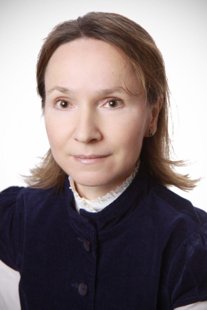 Agnieszka Gasz - zdjęcie portretowe
