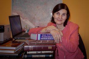 dr hab. Małgorzata Borek, prof. UŚ