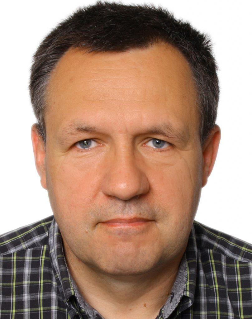 r hab. Andrzej Charciarek, prof. UŚ