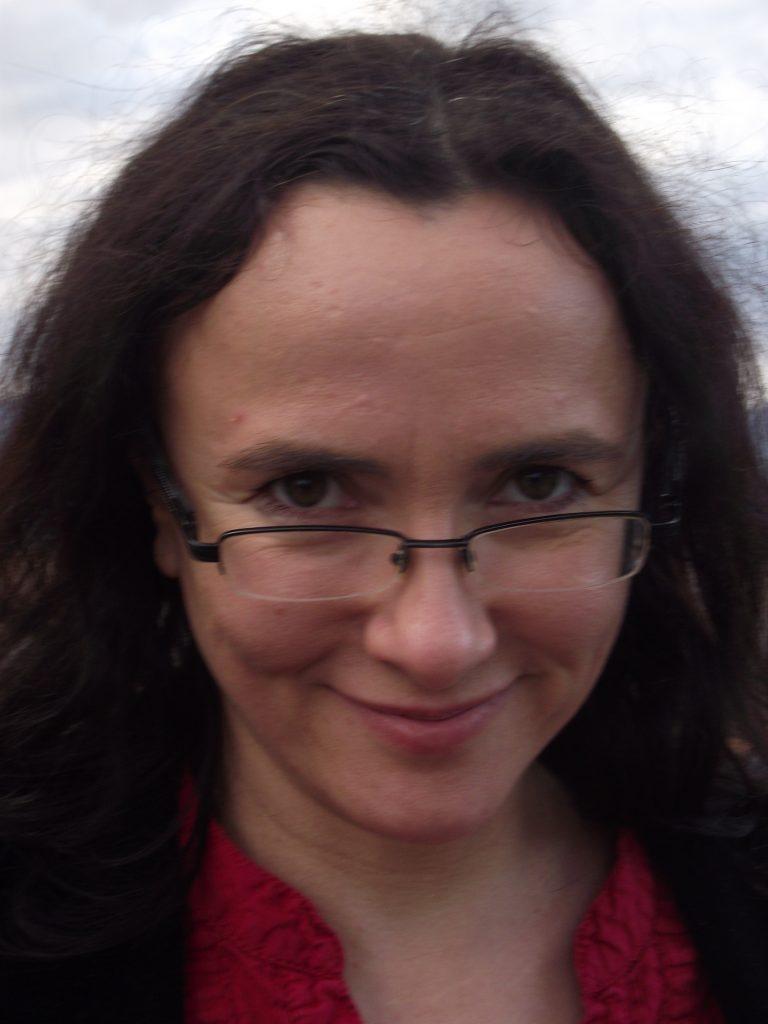 Monika Grotek - zdjęcie portretowe