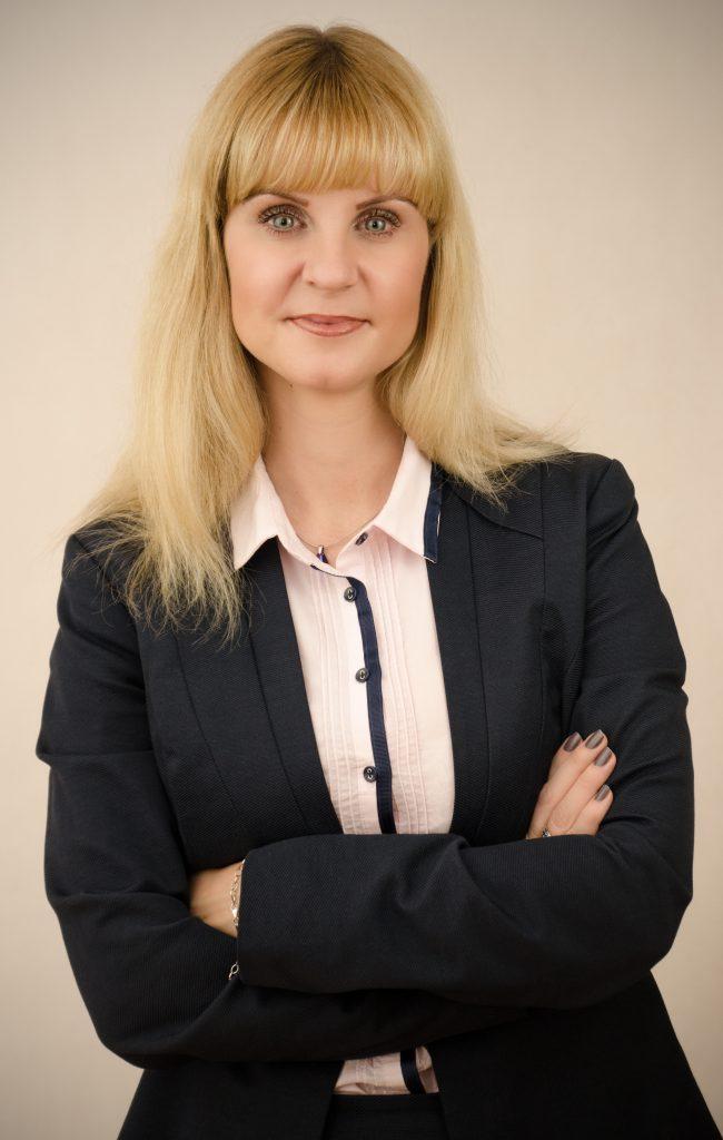 Katarzyna Papaja - zdjęcie portretowe