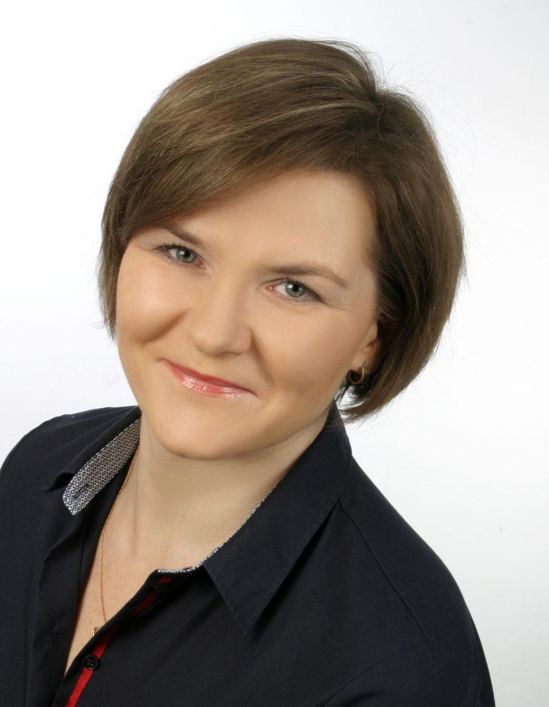 Sylwia Sojda - zdjęcie portretowe