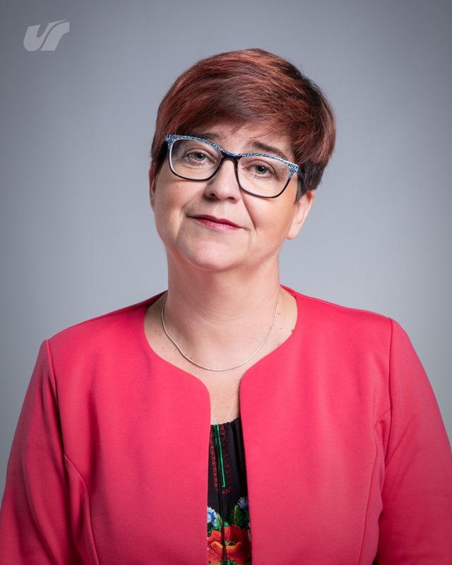 dr hab. Mariola Szymczak-Rozlach, prof. UŚ