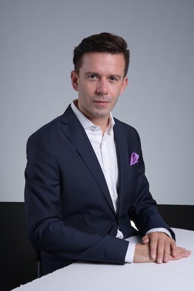Paweł Zakrajewski - zdjęcie portretowe