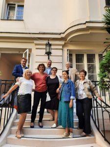 zdjęcie uczestników seminarium dot. J. Conrada