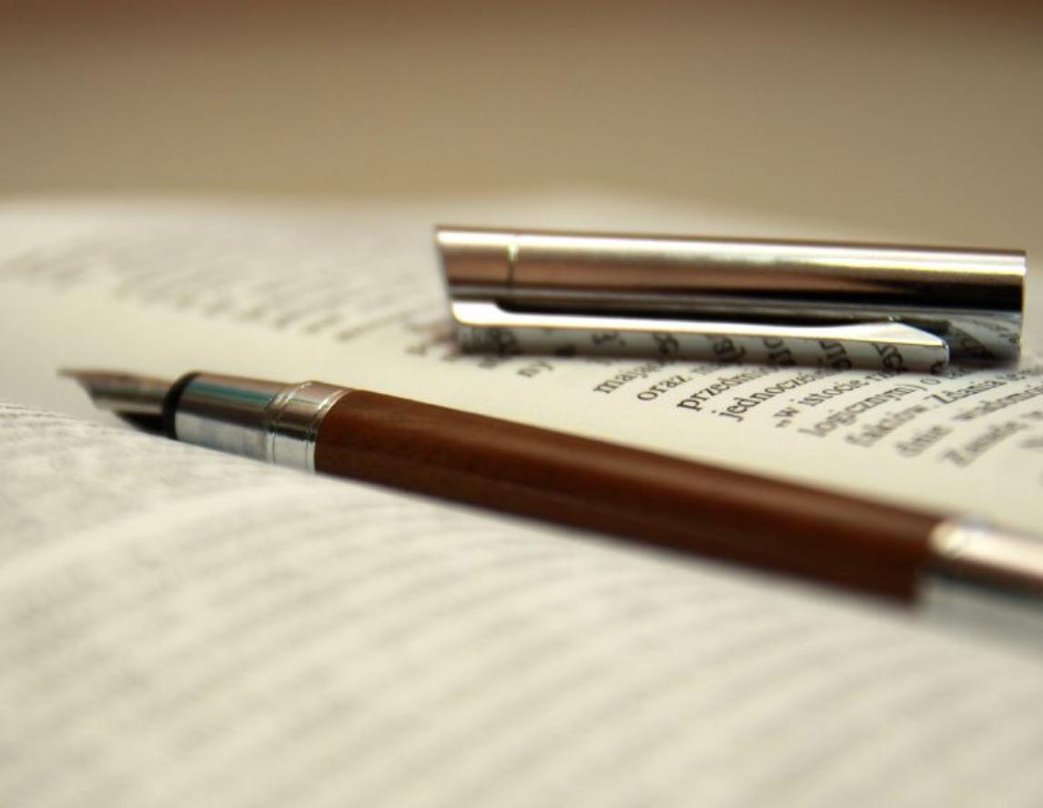Pióro i książka