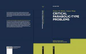 Okładka książki: T. Dłotko, Y. Wang, Critical Parabolic-type Problemu