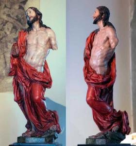 Chrystus z Muzeum w Bratysławie