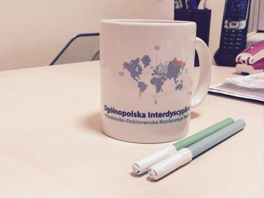"""IX Ogólnopolska Interdyscyplinarna Studencko-Doktorancka Konferencja Naukowa """"Między Wschodem a Zachodem, między Północą a Południem"""""""