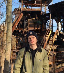Zdjęcie przedstawia Jakuba Florkiewicza