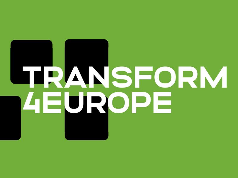 Baner Transorm4Europe