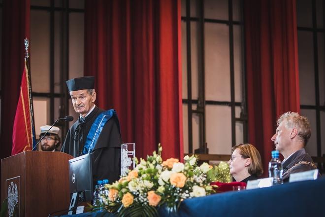 Wykład prof. Tadeusza Lewowickiego