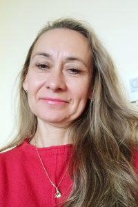 na zdjęciu: mgr Ewa Budziszewska-Karwowska