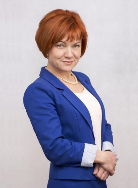 Zdjęcie portretowe prof. Marii Augustyniak