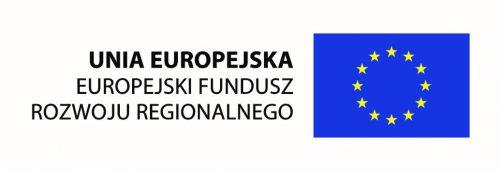 logo Europejski Fundusz Rozwoju Regionalnego