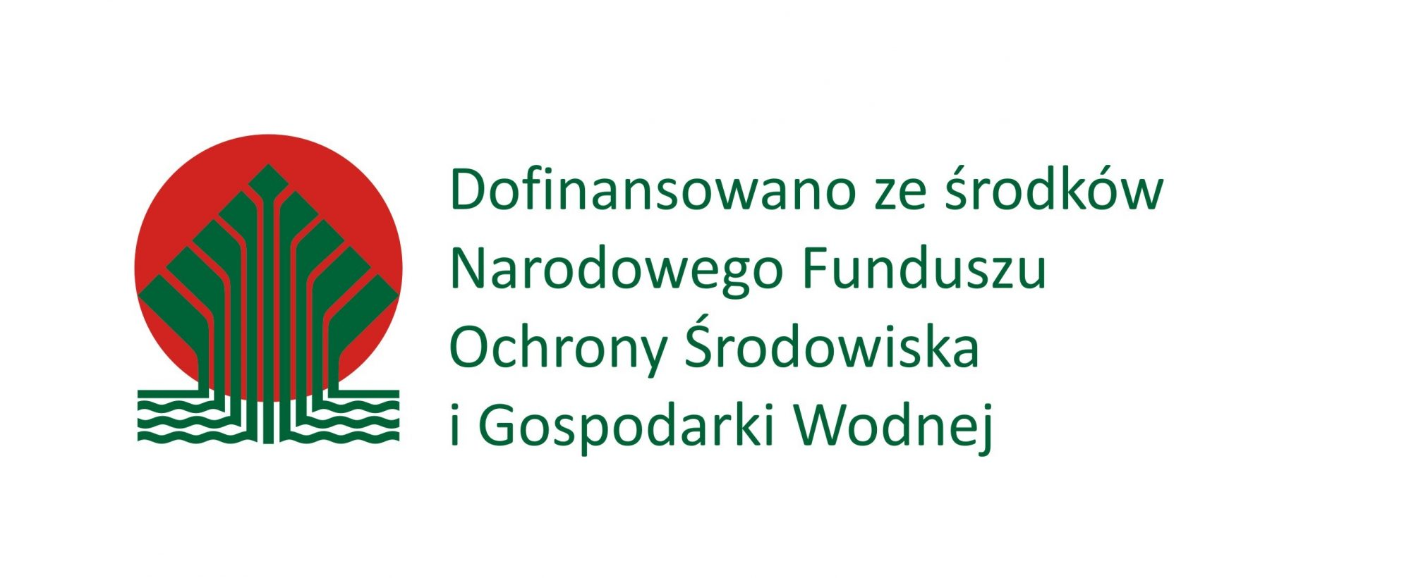 logo: Dofinansowano ze środków Narodowego Funduszu Ochrony Środowiska i Gospodarki Wodnej