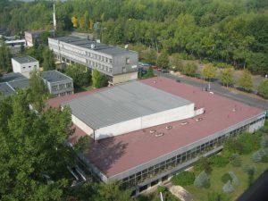 Budynek przy ul. Bytkowskiej 1b