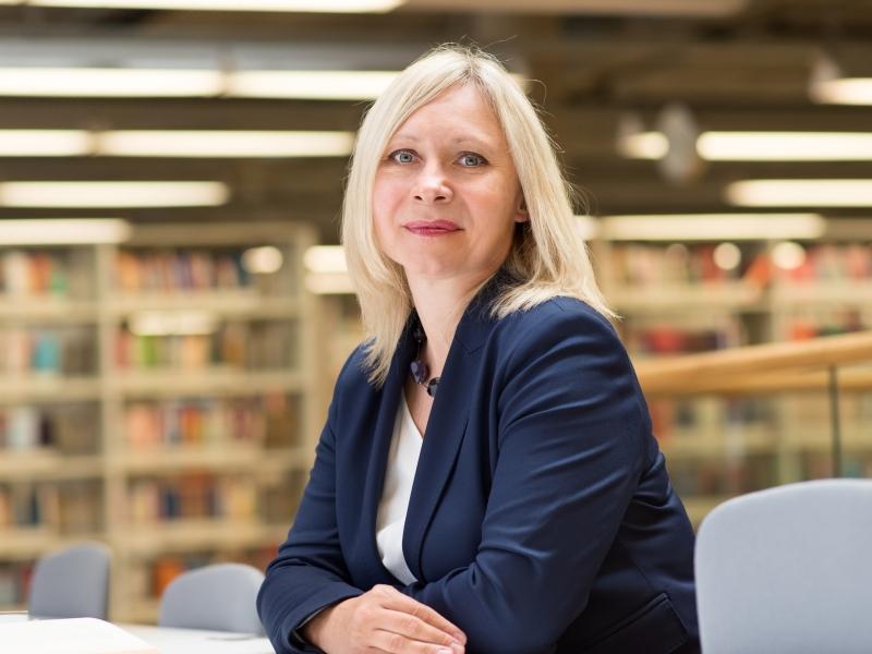 Prof. dr hab. Małgorzata Myśliwiec