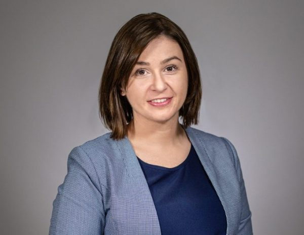 Zdjęcie portretowe Katarzyny Więcek-Jakubek