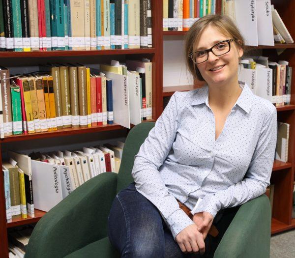 Dr Barbara Lewicka