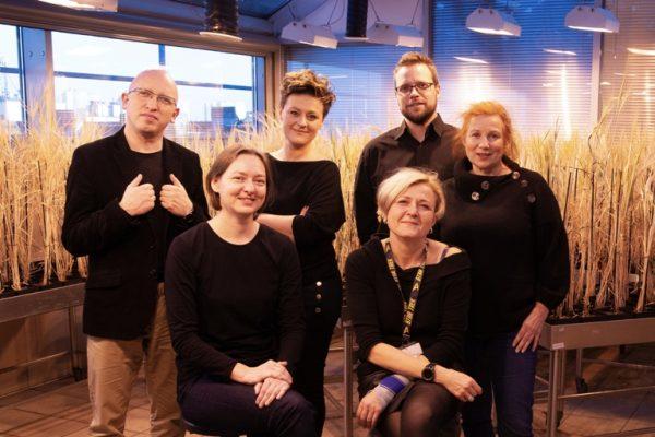 Polski zespół genetyków z Wydziału Nauk Przyrodniczych Uniwersytetu Śląskiego, zaangażowany w realizację projektu BARISTA