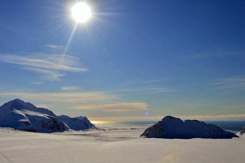 Południowy Spitsbergen