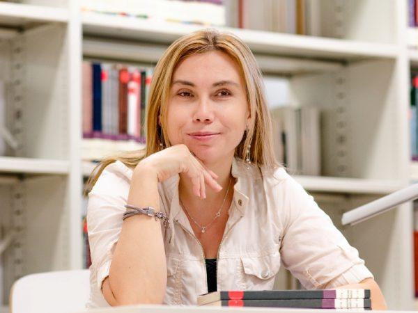 Zdjęcie portretowe prof. Agnieszki Nęckiej