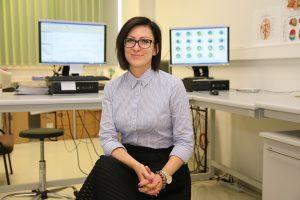 Zdjęcie portretowe dr Kariny Maciejewskiej