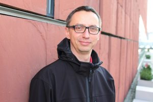 Zdjęcie portretowe dr. Sławomira Sitka