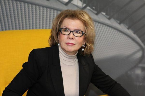 Zdjęcie portretowe prof. Barbary Kożusznik