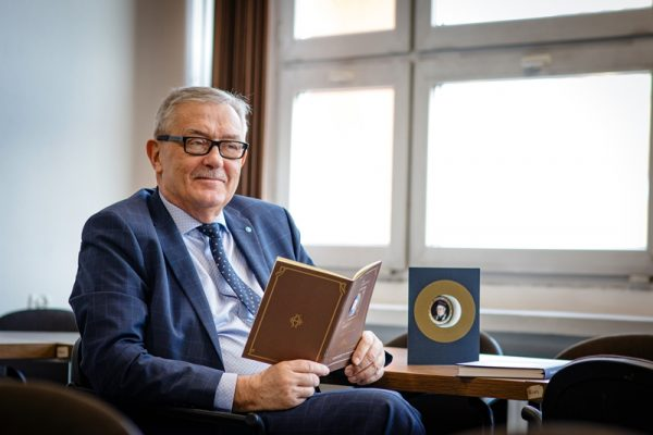 Dr hab. Henryk Gacki, prof. UŚ
