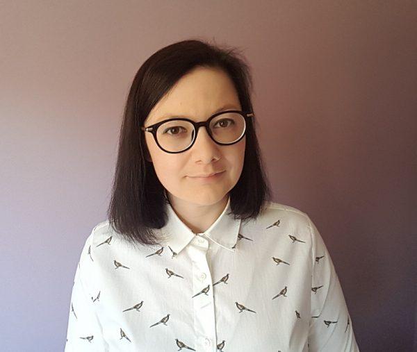Zdjęcie portretowe dr Małgorzaty Kłoskowicz