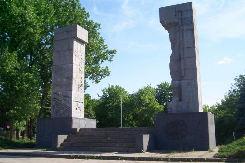 Pomnik Wyzwolenia Ziemi Warmińsko-Mazurskiej
