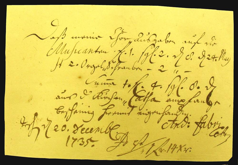 zdjęcie zapisanej kartki