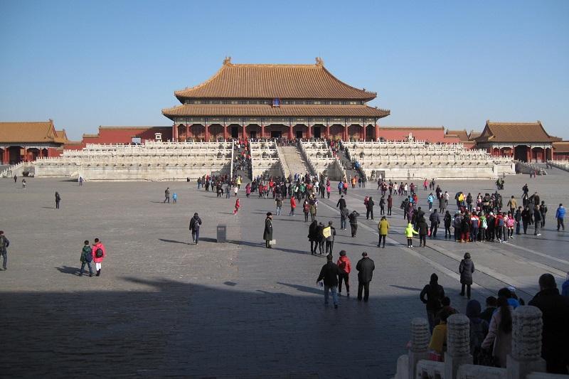 Pawilon Najwyższej Harmonii w Pekinie