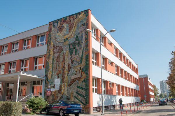 Budynek UŚ przy ul. Bankowej 14