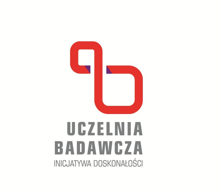 Logo programu Inicjatywa doskonałości – uczelnia badawcza