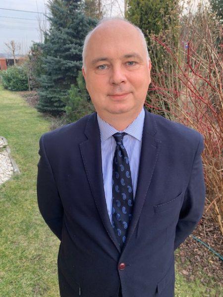 dr hab. Grzegorz Żmij, prof. UŚ