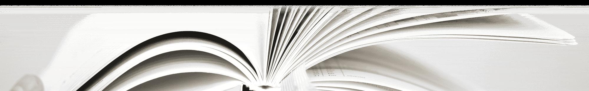 fragment otwartej książki