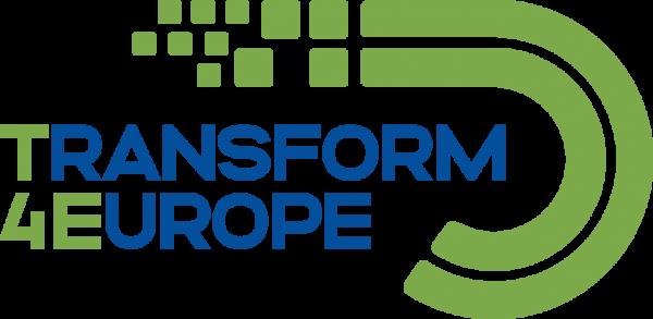 Logo Transform4Europe