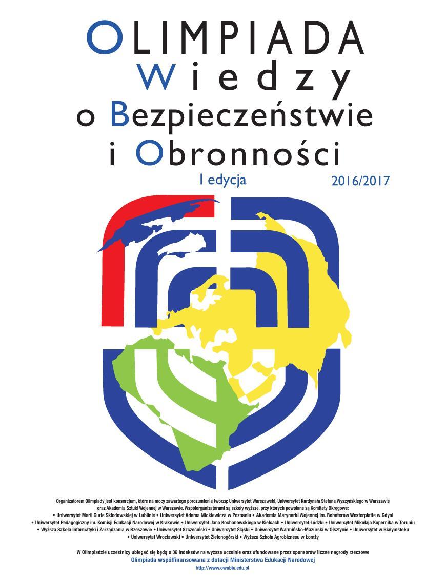 Plakat promujący Olimpiadę
