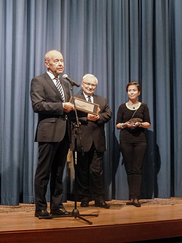 Przemówienie JM Rektora Uniwersytetu Śląskiego prof. Andrzeja Kowalczyka