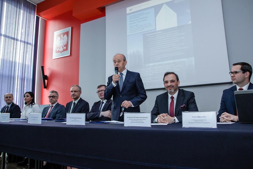Seminarium inaugurujące współpracę międzyuczelnianą w ramach Obserwatorium Procesów Miejskich i Metropolitalnych (OPMiM)