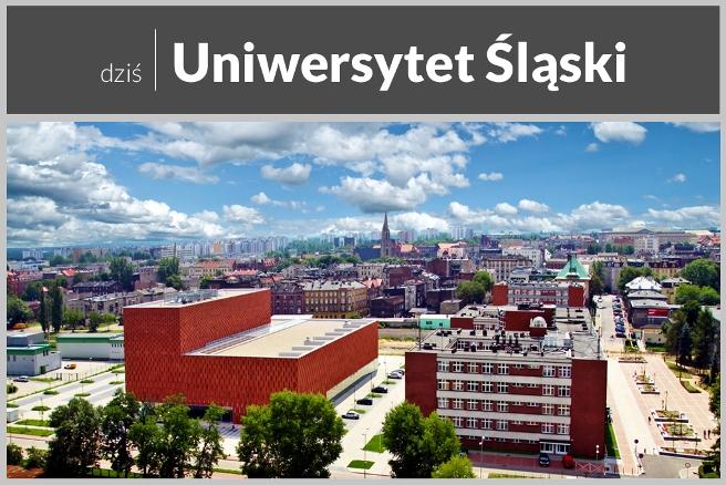 Uniwersytet Śląski dzisiaj