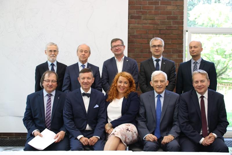 Członkowie Rady Naukowej Parku Śląskiego