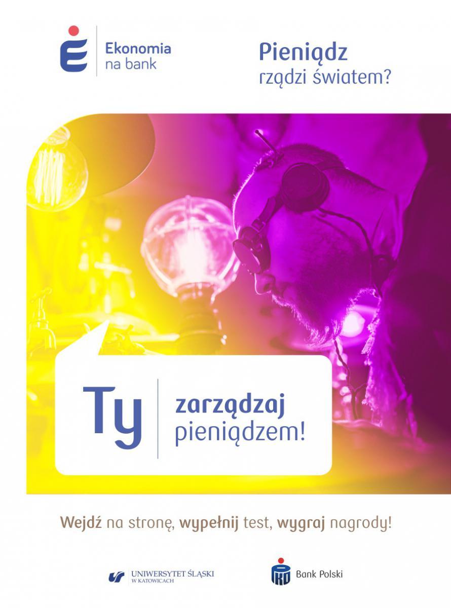 Grafika promująca projekt