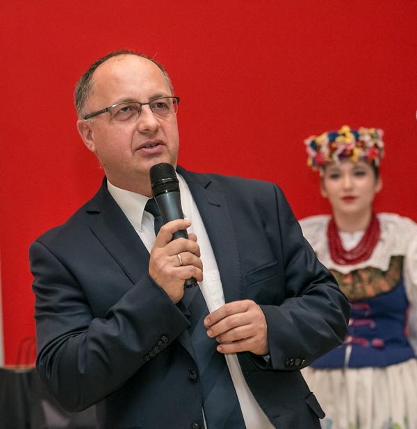 Absolwent Honorowy Uniwersytetu Śląskiego – Jacek Jędrzejowski